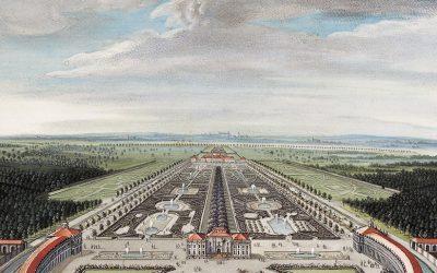Kanalsystem zwischen den Residenzen und Schlössern in und um München