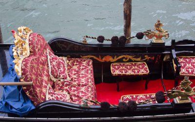 Geschäftsreise nach Venedig