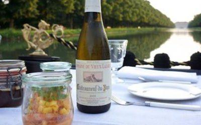 Foodhunter: Gondelfahrt mit Picknick. Schlosspark Schleißheim