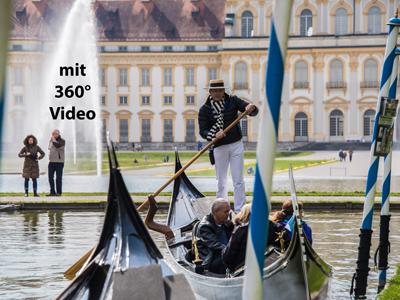 Gartenfestival Schleißheim 2017 360° Video