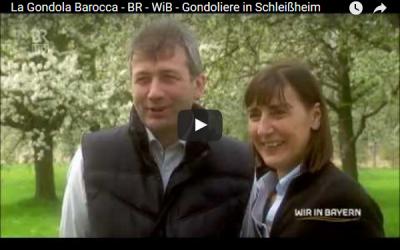 BR Fernsehen – Wir in Bayern – Das Gondolieri Ehepaar