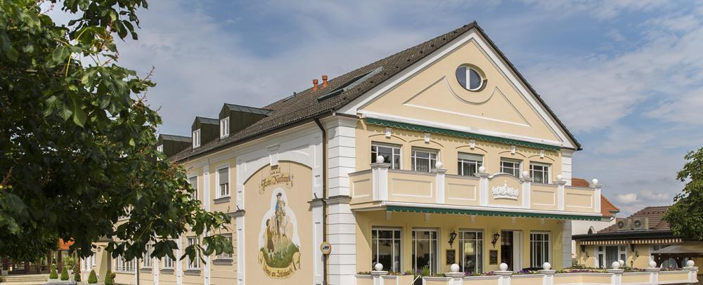 Hotel Zum Kurfürst – Fassade