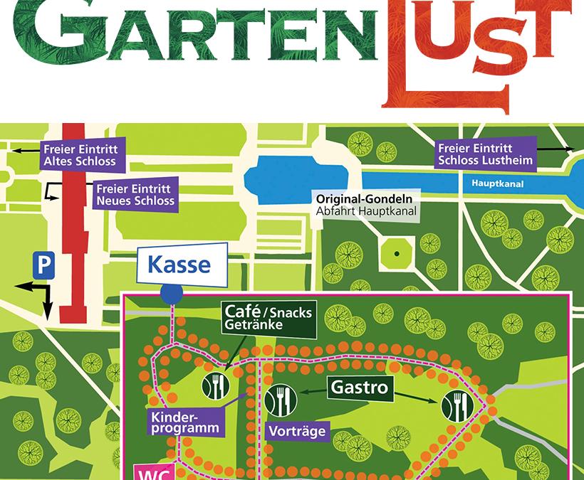 Gartenfestival Schleißheim
