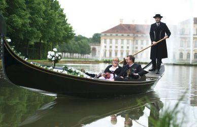 La Gondola Barocca - Hochzeit -Tracht