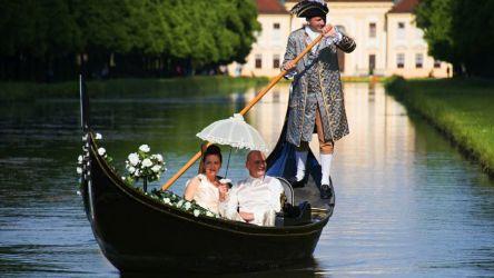 La Gondola Barocca - Hochzeit - Barockgewand