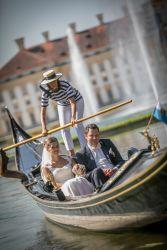 La Gondola Barocca - Hochzeit - Gondoliera