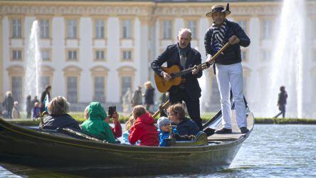 La Gondola Barocca - Gondelfahrt - Bernd Weber live