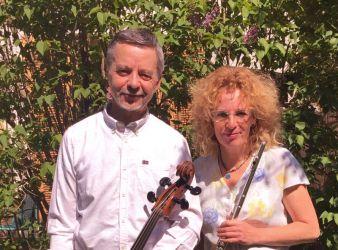 Gabi Goebl und Josef Held live auf La Gondola Barocca