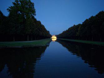 Schloss Lustheim - festlich beleuchtet