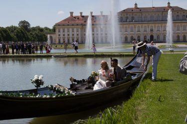 La Gondola Barocca - Hochzeit