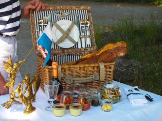 Französisches Picknick