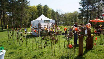 Gartenfestival in Schleißheim