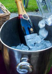 Champagner Bollinger