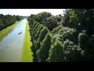 La Gondola Barocca - Gondelfahrten im Park - Kopter-Video