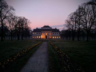 Schloss Lustheim erwacht